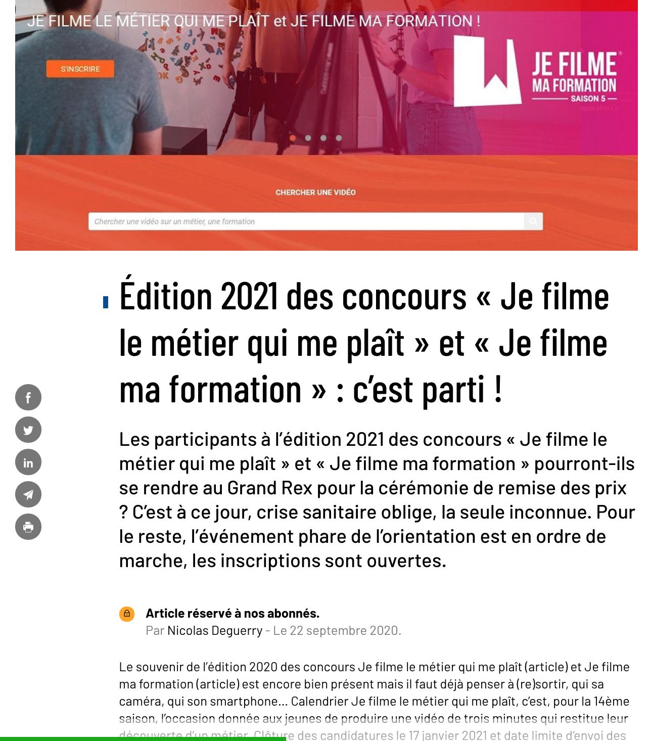 Centre Inffo - 22/09/2020