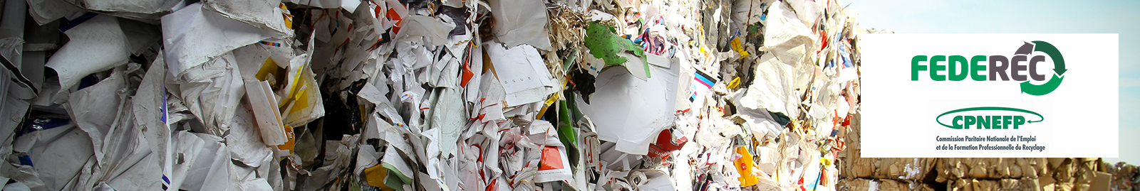 Le recyclage, une industrie au service de la planète