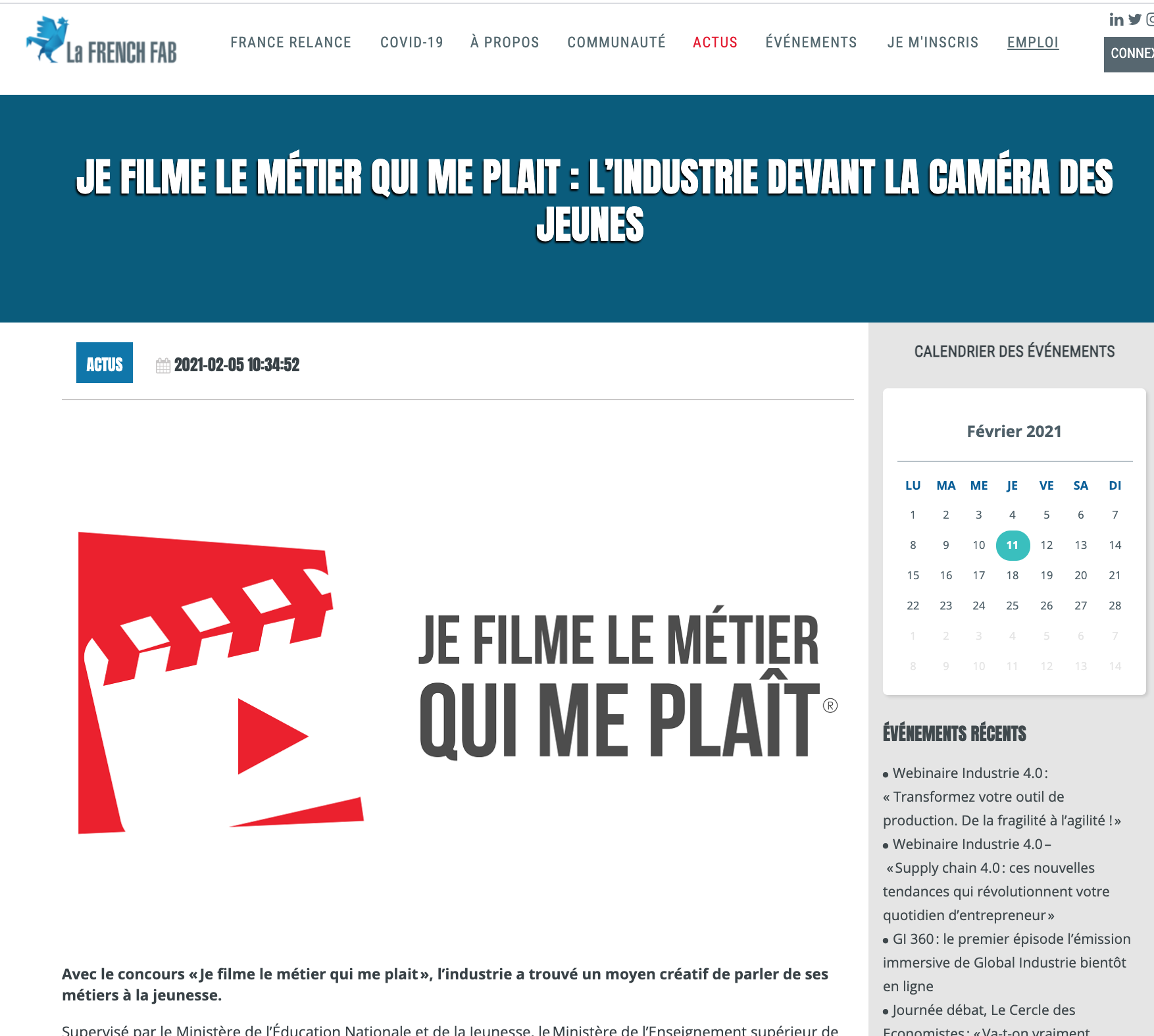 La French Fab - 05/02/2021