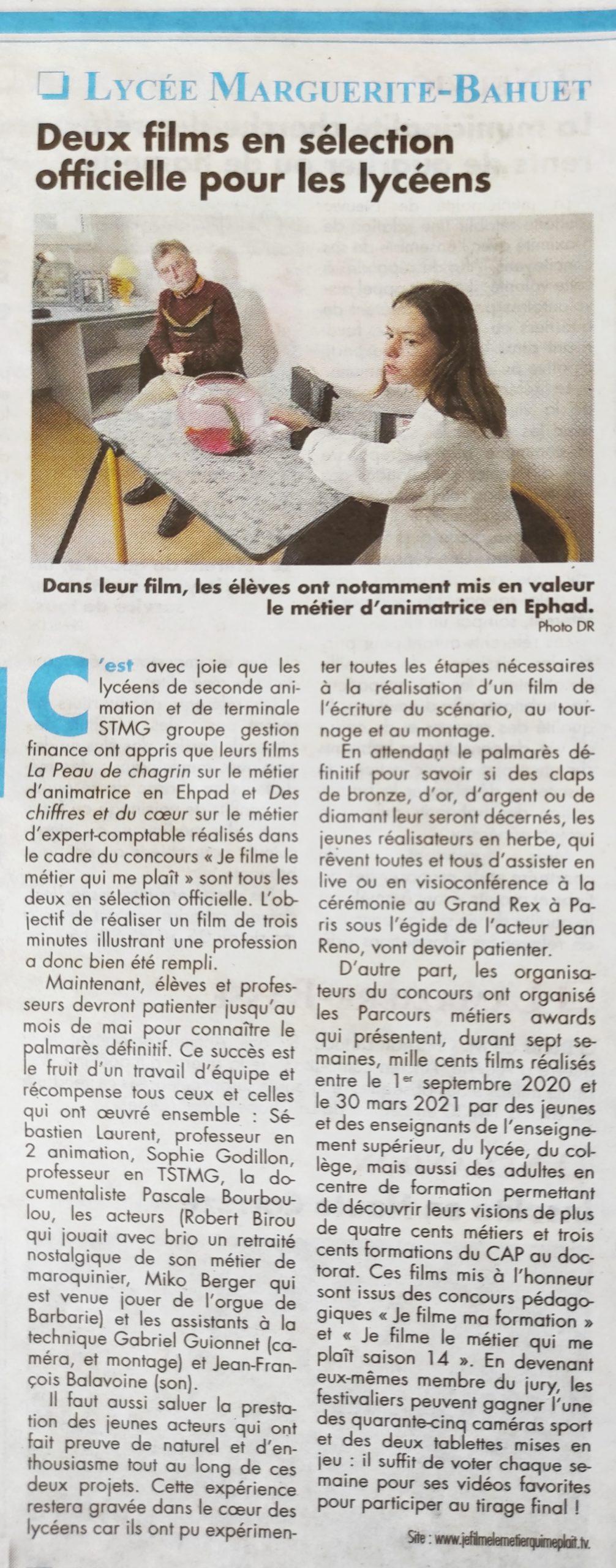 La Vie Corrézienne - 22/04/2021