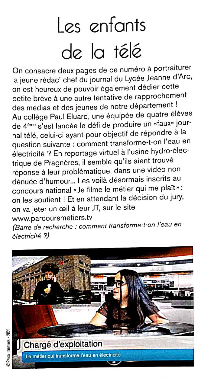 Bigorre Mag - 12/04/2021