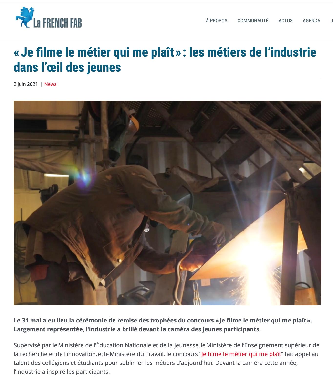 La French Fab - 02/06/2021